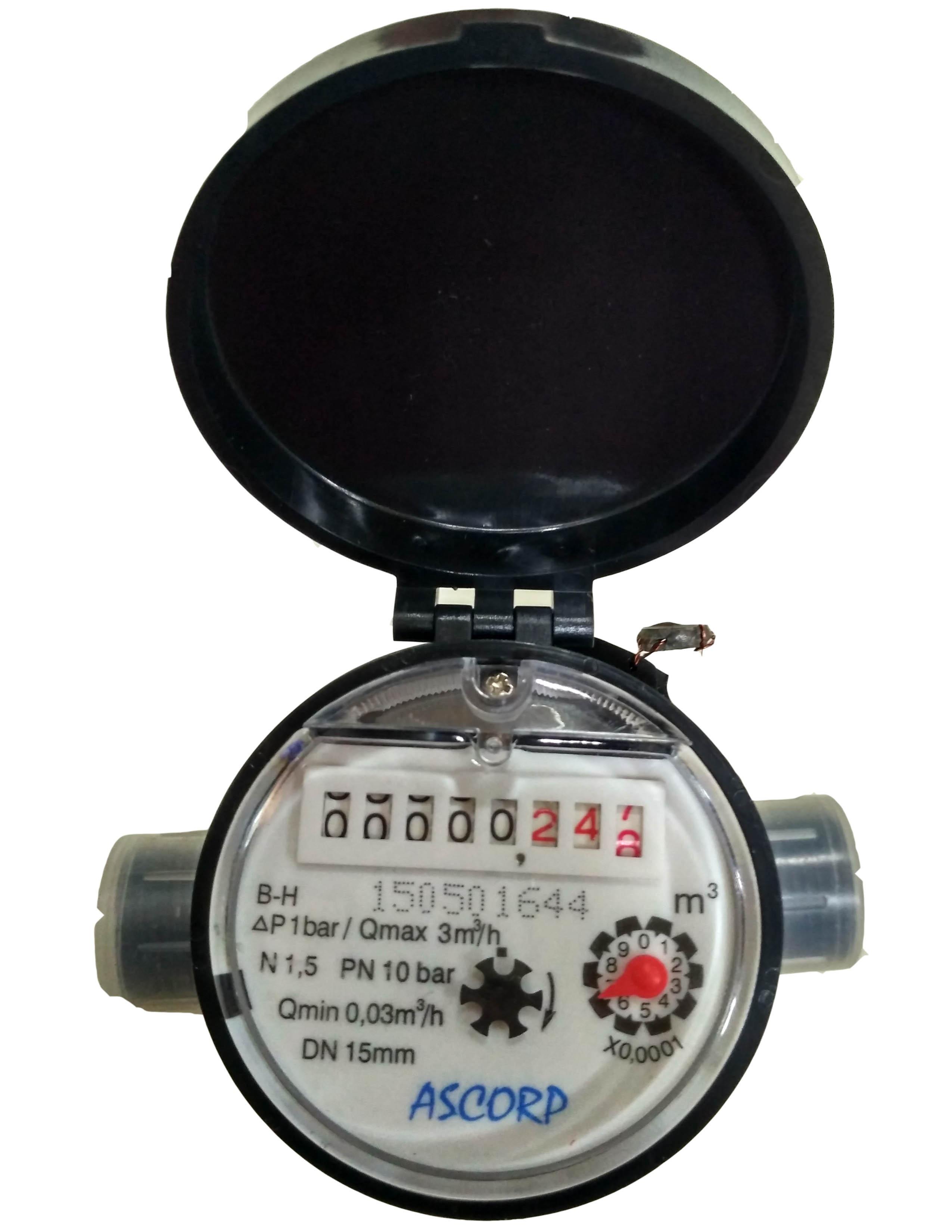 PVC Water Meter