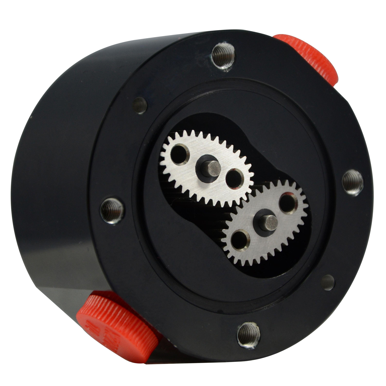 Digital Furnace Oil Oval Gear Flow Meter Asma Industrial