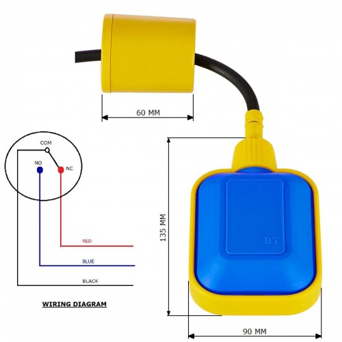 Cable Float Switch Asma Industrial Corporation